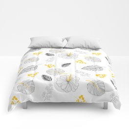 Leaves Pattern Comforters
