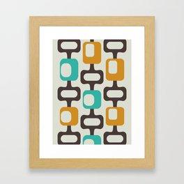 Mod Pods Framed Art Print