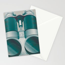 Bloody Binoculars Stationery Cards