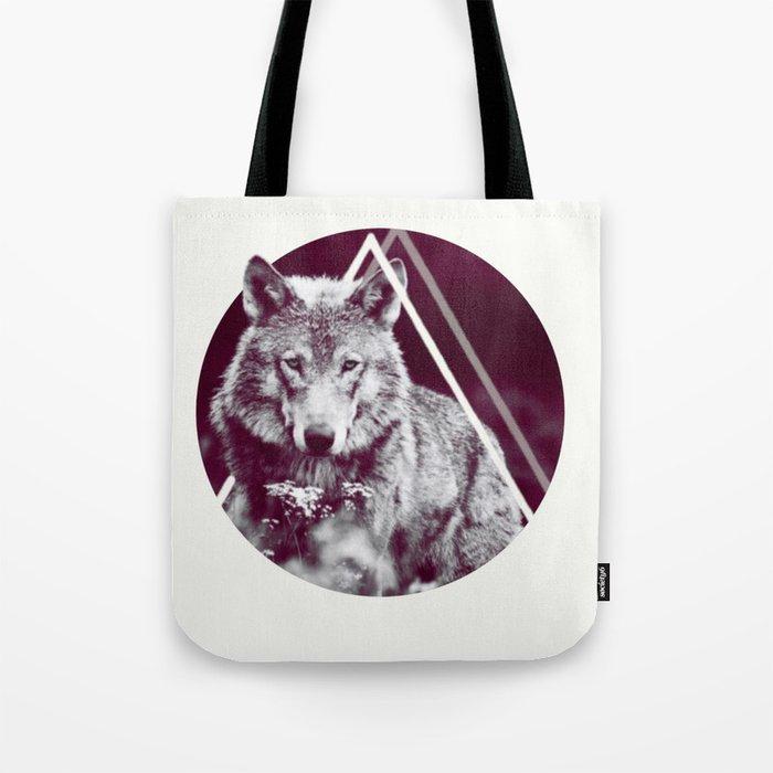 WOLF I Tote Bag