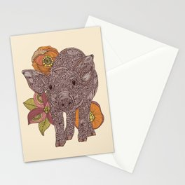 Pinky Stationery Cards