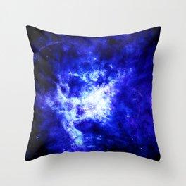 Galaxy #4 Throw Pillow