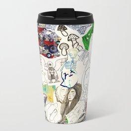 Collage 12 Travel Mug