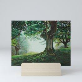 Fairy Tale Forest Mini Art Print