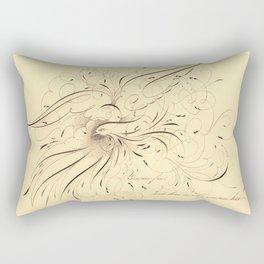 kafka's freedom Rectangular Pillow