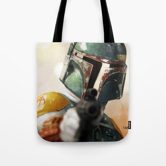 Boba Tote Bag
