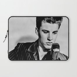 Ricky Nelson Poster, Ricky Nelson Canvas, Print Art Poster, Hip Hop, Wall Art, Home Decor, Gift Poster, Vintage Poster Laptop Sleeve