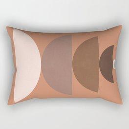 Abstraction_BALANCE_Bohemian_Minimalism_Art_001 Rectangular Pillow