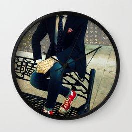Mr. Cool Wall Clock