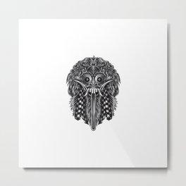 Balinese Barong Metal Print
