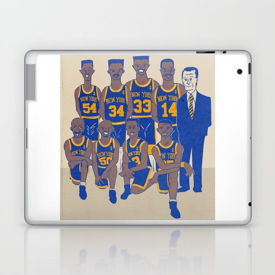 The '94 Knicks Laptop & iPad Skin