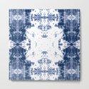 Shibori Tie Dye 5 Indigo Blue by followmeinstead