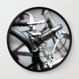 bikes 01 Wall Clock