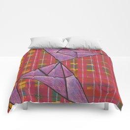 warp and weft // .02 Comforters