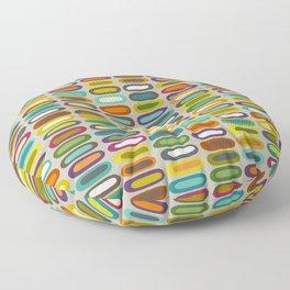 lozenge stone Floor Pillow