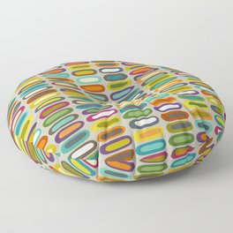 lozenge stone Floor Pillow