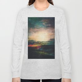 When she wakes up Long Sleeve T-shirt