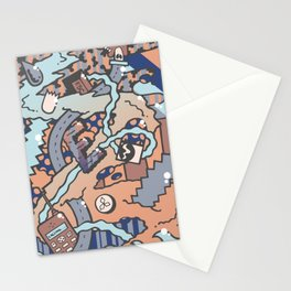 Drug Dealer Phone Stationery Cards