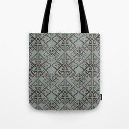 Art Deco Willow Tote Bag