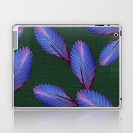 Tillandsia in emerald green Laptop & iPad Skin