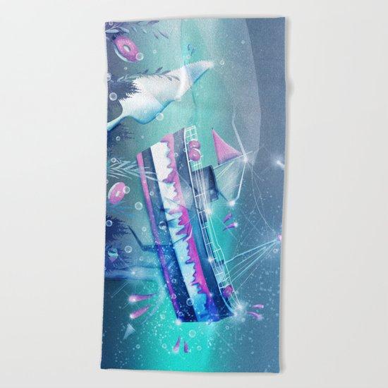 Sweet Escape Beach Towel