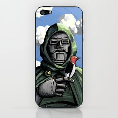 Doom iPhone & iPod Skin