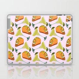 Tacos y Margaritas Pattern Laptop & iPad Skin
