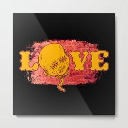Love baby Stye Metal Print