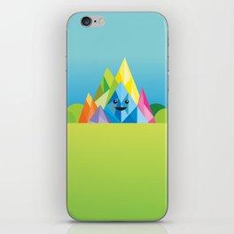 Magic Mountain iPhone Skin