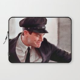 How About A Hug - Jim Carrey In Dumb And Dumber Laptop Sleeve