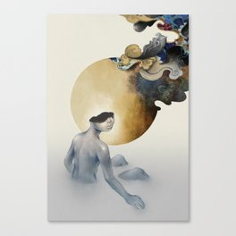 Waking Life Canvas Print