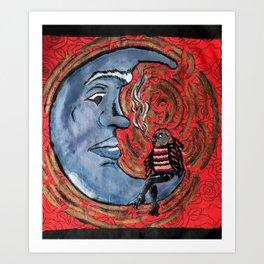canaryfish Art Print