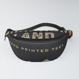 Pharaoh Land - Hand printed tees Fanny Pack
