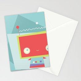 Robot Error! Stationery Cards