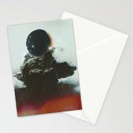 Final Eclipse Stationery Cards