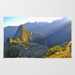 Machu Picchu Rug