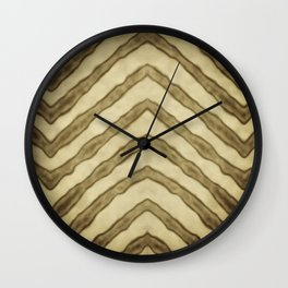 Tribal Pop Prints LOMO Wall Clock
