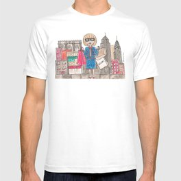Anna in NYC T-shirt