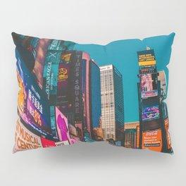 City Lights NYC (Color) Pillow Sham