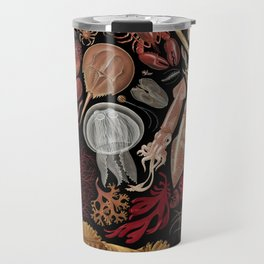 Intertidal Life of the North Atlantic (with species list) Travel Mug
