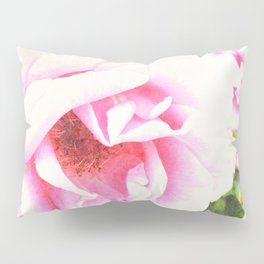 Pretty in Pink Pillow Sham