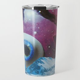 Blue Eye Travel Mug