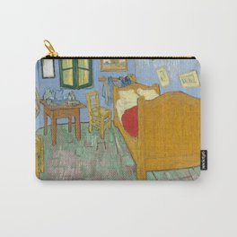 Vincent van Gogh - The Bedroom in Arles Carry-All Pouch