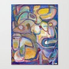 All Limbs Akimbo Canvas Print