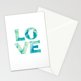 Waterlove Stationery Cards