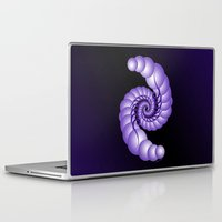 hook Laptop & iPad Skins featuring Julia's Hook by artsytoocreations