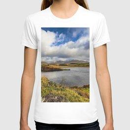 Llyn y Dywarchen Snowdonia T-shirt
