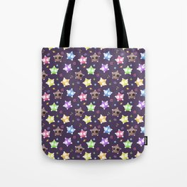 Colorful Minior Tote Bag