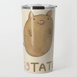 Pigtato Travel Mug