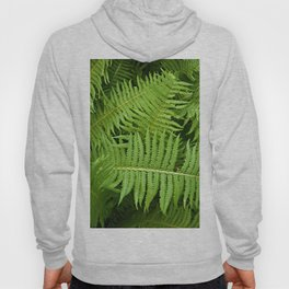 GREEN FERN POETRY Hoody